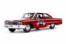 1963 FORD GALAXIE 500XL #15 (WIILLIAMS/STEELE) ST MARYS RACE SUNSTAR 1472 1/18
