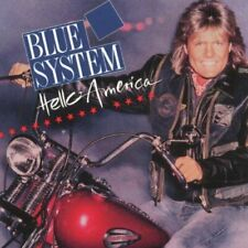 Blue System Hello America (1992) [CD]