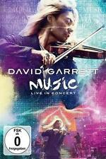 Blu-Ray-Disc Music Live In Concert von David Garrett (2012)