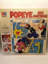 Popeye Der Matrose - MB Spiele - 1979 - Brettspiel - guter Zustand