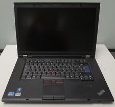 lenovo ThinkPad W520 Notebook Type 4284-4AG gebraucht SSD 128GB Festplatte
