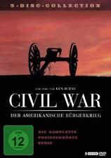 Ken Burns - The Civil War Commemorative Edition 5 Disc DVD Box Set New R2