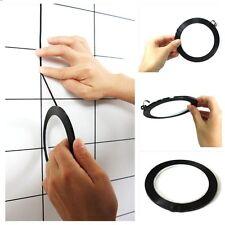Noir 3mm adhésif tableau blanc grille gridding marquage bande non magnétique fine