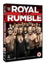 WWE Royal Rumble 2017 DVD 5030697037497