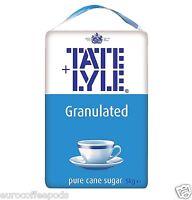 Tate And Lyle Fairtrade Granulated Sugar 5kg Bag, ( 1 Pack of 5KG Sugar )