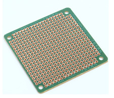 BASETTA 6X6 CM circuito piastra sperimentale 60x60 mm PCB forata Arduino test