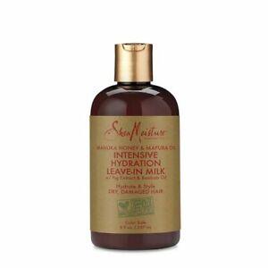 Shea Moisture Manuka Honey & Mafura Oil Intensive Hydration Leave-In Milk 8 oz/2