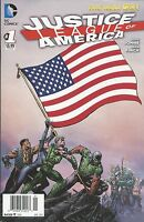 Justice League of America Comic Issue 1 The New 52 Modern Age First Print DC