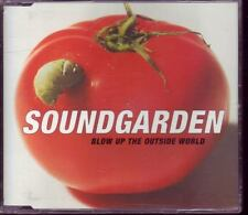 SOUNDGARDEN Blow Up The Outside World 2 track PROMO CD si
