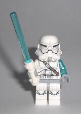 LEGO Star Wars - Jek-14 (75051) - Figur Minifig Jek 14 Jedi Scout 75018 75051