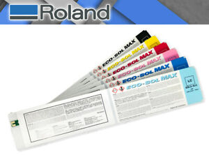 Roland Eco solvent ink