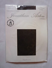 JONATHAN ASTON OVER - THE - KNEE HOLD UPS - CHOCOLATE - ONE SIZE - NEW & SEALED