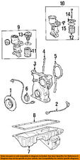 BMW OEM 03-16 Z4-Oil Pressure Sending Unit 12618611273
