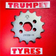 HONDA XR80 R 85 - 03 FRONT SPROCKET 14 TOOTH 420 PITCH JTF252.14