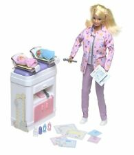 Happy Family Doctor Barbie