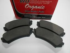 Toyota Land Cruiser 1998-2007 & Lexus LX470 1998-2004 - Rear Disc Brake Pads Set