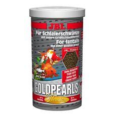JBL Goldpearls 1L - Poisson rouge nourriture chiffre de porcelaine, veiltail