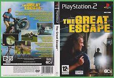 El Gran Escape-PS2 Juego. Playstation 2 (E1054)