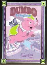 Wdi - Cast Exclusive - Hkdl - Fantasyland Attraction Poster Dumbo pin/pins