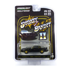 Greenlight 44710 Bandit's Pontiac T/A schwarz/gold 1980- Hollywood Series  NEU!°