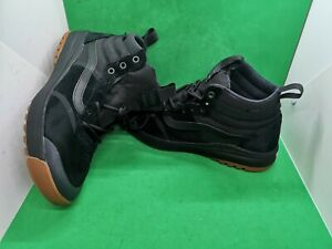 VANS ULTRARANGE EXO HI MTE BLACK MEN'S Boots High Tops Size 10