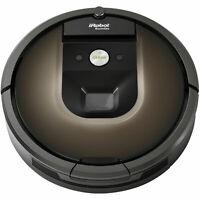iRobot Roomba 980 Staubsauger Saugroboter - Schwarz WLAN App beutellos NEU & OVP