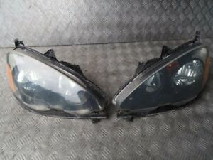 JDM HID Headlights 03 Fit For Honda Acura Integra DC5 Type-R Type-S RSX