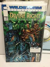 divine right #1 signed jim lee adventures of max faraday variant issue