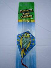 """Fun Kite """"Flying Fish Toy Kite"""" - Free Shipping - U.S.A. Seller ~L@K~"""