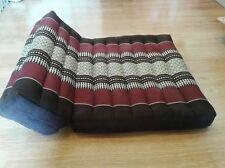 Thai Pillow Meditation Cushion Organic Kapok100% Filled Seat Pillows Yoga#4