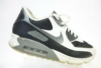 NIKE Air Max 90 Black/White Sz 12.5 Men Running Shoes