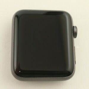 Apple Series 3 42mm GPS Only Aluminum Watch Space Gray; ABTS 490332