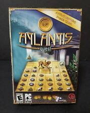 Atlantis: The Lost Tales/Beyond Atlantis (PC, 2002) Brand New Sealed
