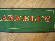 Arkell's Beer Ale Bar Runner / Pub Advertising Swindon Wiltshire Arkells Brewery