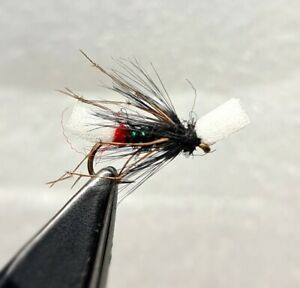 Shipmans Suspender Hoppers, x 3 Trout Flies, Dry Flies, New Trout Foam Hoppers,