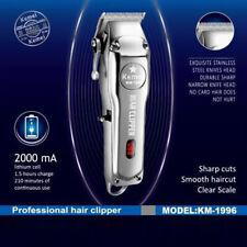 Kemei-1996 Metal Hair Clipper All metal electric trimmer men's hair dresser