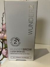 New Wunder2 Wunderbrow Brow Gel Brunette