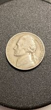 1955 Jefferson Nickel collectible coin circulated