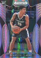 Brandon Clarke 2019-20 Panini Prizm Draft Silver Rookie Card