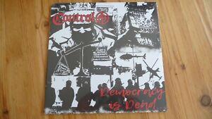 CONTROL - Democracy is Dead LP Punk Oi! Beerzone,Casualties,Rancid,Exploited