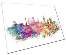 London Skyline Pared Arte Grande Póster de A1 33 X 23 pulgadas