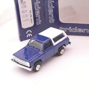 Trident 1:87 90001 B Chevrolet K Blazer neuwertig in OVP RT9628