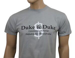 Trading Places 80s inspired mens film t-shirt - Duke & Duke
