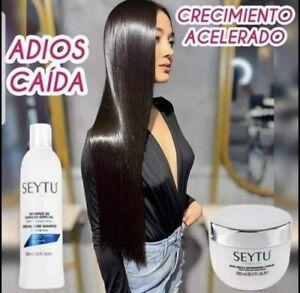 Shampoo Cuidado Especial Cabello Débil  Seytu y Mascarilla Reparadora Seytu