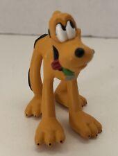 "Pluto ""Classic Pose� 2.25� Pvc Figure Walt Disney Mickey Mouse'S Dog"