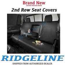 Genuine OEM Honda Ridgeline 2nd Second Row Seat Cover Set 2017