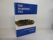 The Hampden File by Harry Moyle - An Air Britain Publication HB 1989