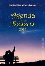 Agenda de Los Deseos 2017 by Manfred Mohr (2016, Paperback)