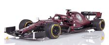 1/18 Spark 2019 Alfa Romeo Sauber C38 Ferrari Kimi Räikkön Formula 1 Test Car