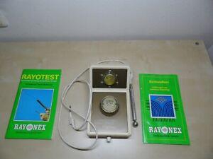 RAYONEX - Rayometer Digital - Bioresonanzgerät, Bioresonanz Selten